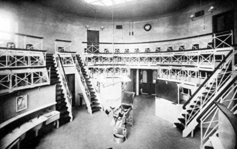 Chirurgischer Hörsaal