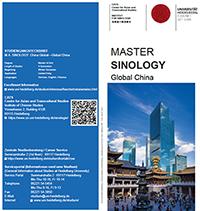 Master Sinology: Global China