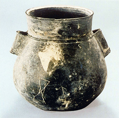 Neolithic and Bronze Age evidence for the origins of Chinese writing