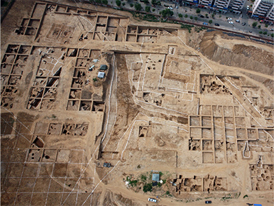 Early urbanism at Great Settlement Shang
